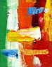 Oil painting reproduction of AbstractC120