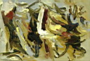 Oil painting reproduction of AbstractD14