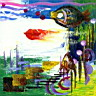 Oil painting reproduction of AbstractF39