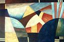 Oil painting reproduction of Abstract311