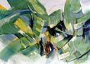 Oil painting reproduction of Abstract601