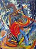 Oil painting reproduction of Abstract688