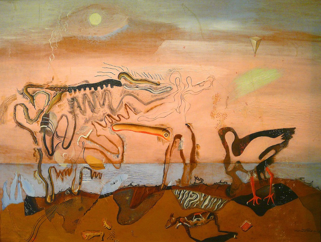 Top ten paintings by salvador dal gnosis for All of salvador dali paintings