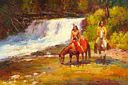 Click to Indian oil painting reproduction gallery