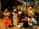 Oil painting reproduction of Africanist027