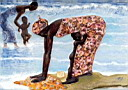 Oil painting reproduction of Africanist106