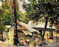 Oil painting reproduction of Africanist137