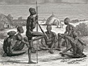 Oil painting reproduction of Africanist141