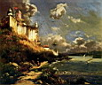 Oil painting reproduction of Africanist142