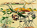 Oil painting reproduction of Africanist145