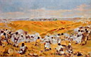 Oil painting reproduction of Africanist147
