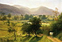 Oil painting reproduction of Conway Valley, New Hampshire