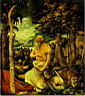 Oil painting reproduction of Albrecht Altdorfer008
