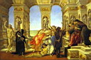 Oil painting reproduction of Alessandro Botticelli041