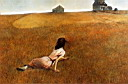Oil painting reproduction of Andrew Wyeth003