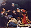 Oil painting reproduction of Lamentation of Christ WGA