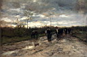 Click to Anton Mauve (1838-1888) oil painting reproduction gallery
