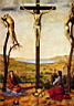 Oil painting reproduction of Crucifixion(1)