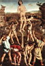 Oil painting reproduction of Martyrdom Of St Sebastian