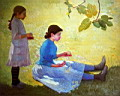 Oil painting reproduction of Aristide Maillol012