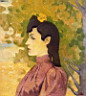 Oil painting reproduction of Aristide Maillol014