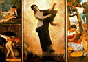 Oil painting reproduction of Arnold Bocklin007