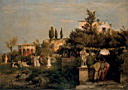 Oil painting reproduction of Arnold Bocklin008