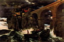 Oil painting reproduction of Arnold Bocklin048
