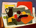 Oil painting reproduction of Arshile Gorky010