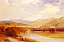 Oil painting reproduction of Como