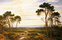 Oil painting reproduction of Across The Heath